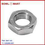 11-125265-001. Hex Jam Nut (PKG 10)